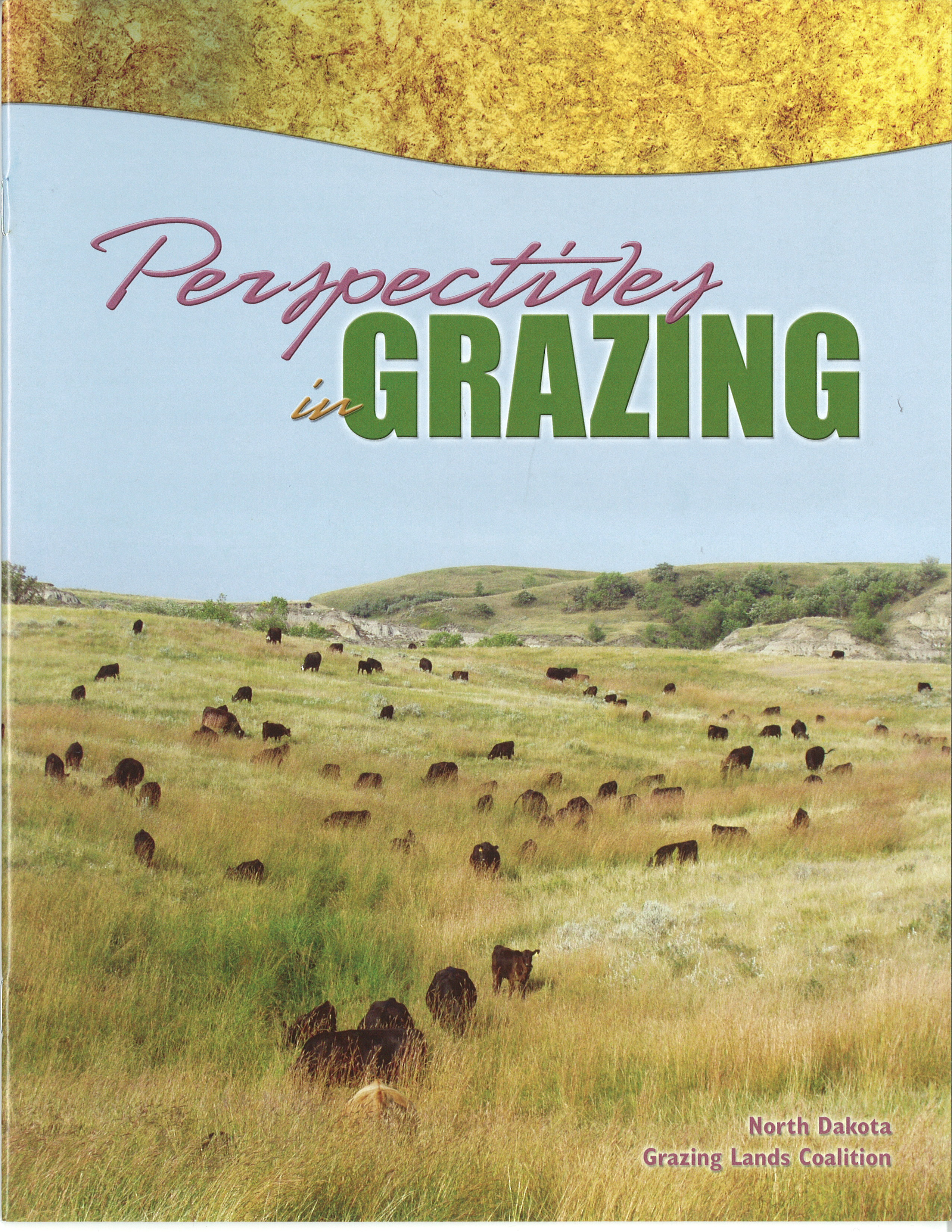 picture of Perspectives in Grazing Cover