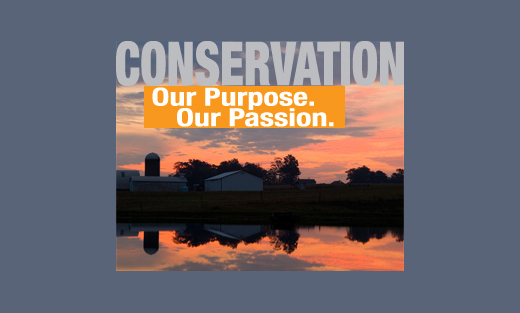 Conservation: Our Purpose. Our Passion.