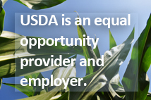USDA is an equal opportunity provider and employer.