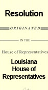 Image of House Resolution 31