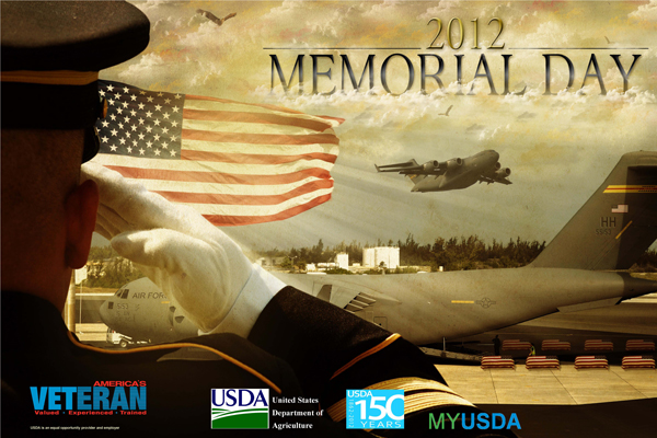2012 USDA Memorial Day Poster (PDF; 4.0 MB)
