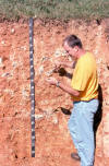 Gabe Krantz describing Christian soil profile