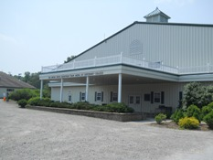 Picture of the Equestrian Center