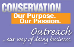 Outreach - our way of doing business!
