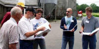 Training in on-farm energy audit
