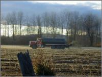 Nutrient management can reduce energy use on the farm, saving time and money.