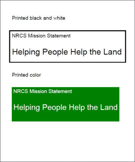 NRCS Mission Statement