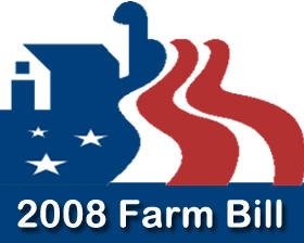 2008 Farm Bill logo - click for information