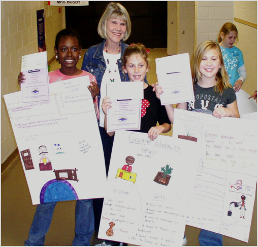 Students win poster contest sponsored by Coosa Valley RC&D.