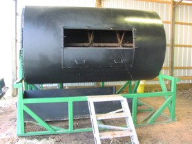Rotary Drum Composter