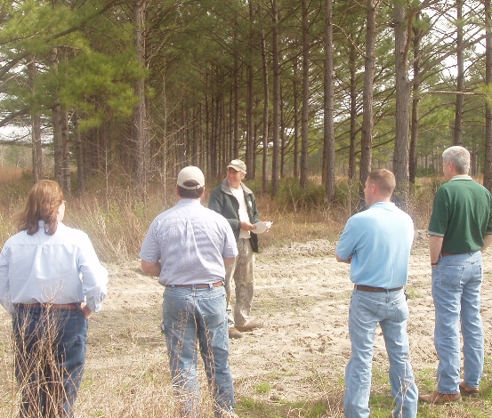 John Stivers discusses the brood field management.