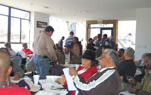 About 60 participants attended the workshop.