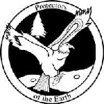 Protectors of the Earth Youth Camp logo