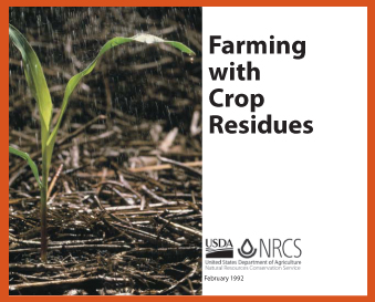 Farming with Crop Residue Brochure Cover