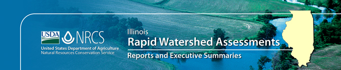 Illinois Rapid Watershed Assessments Banner