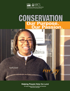 Annette Holmes, District Conservationist