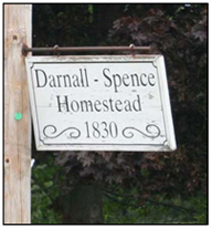 Photo of Spence Farm Sign