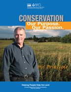 Paul Youngstrum, District Conservationist