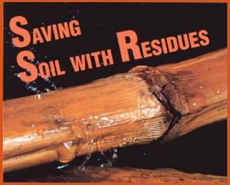 Saving Soil with Residues