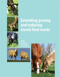 Cover of grazing and reduced storage feed document