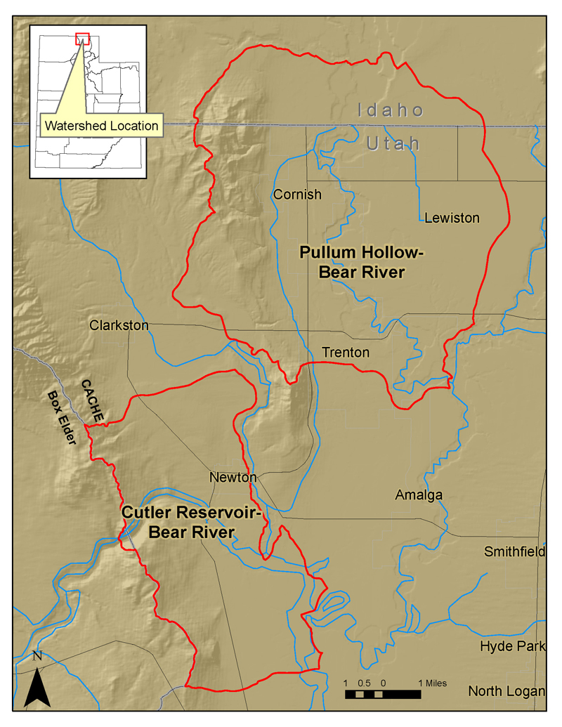 Cutler-Bear River -- Water Quality Initiative
