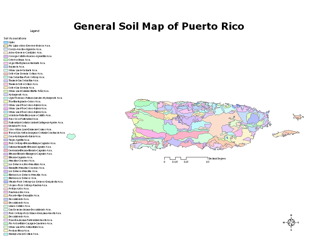 Soils nrcs caribbean area for Uses of soil in english