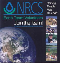 EarthTeam Brochure Cover