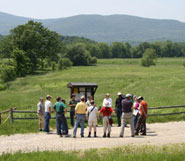Partner group gathers at Pomainville's Wetland Reserve Program Site