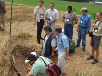 Soil Scientists at the World Soil Conference