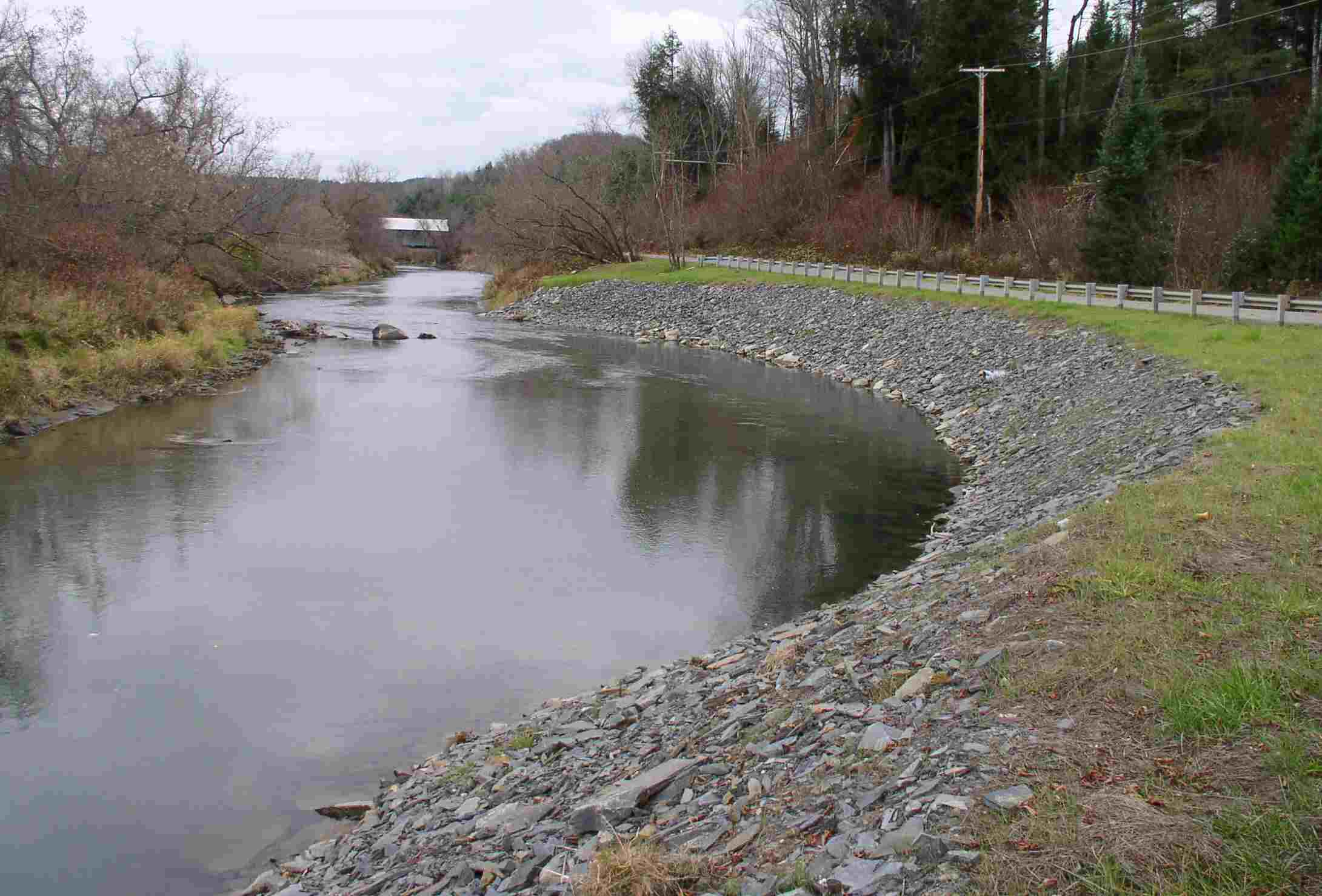 Streambank Protection Practice