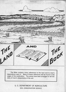 1950, The Land and the Bible publication.