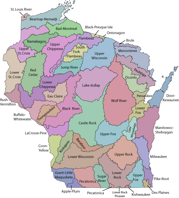 Rapid Watershed Assessment Nrcs Wisconsin