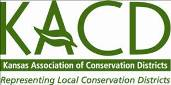 Kansas Association of Conservation Districts logo