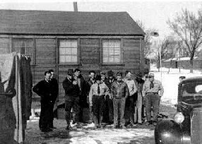 Photo of Civil Conservation Corps workers
