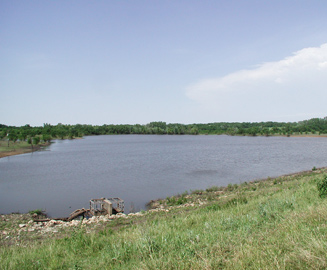 Photo of Switzler Creek Dam Site #7