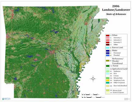 Land Use | NRCS Arkansas
