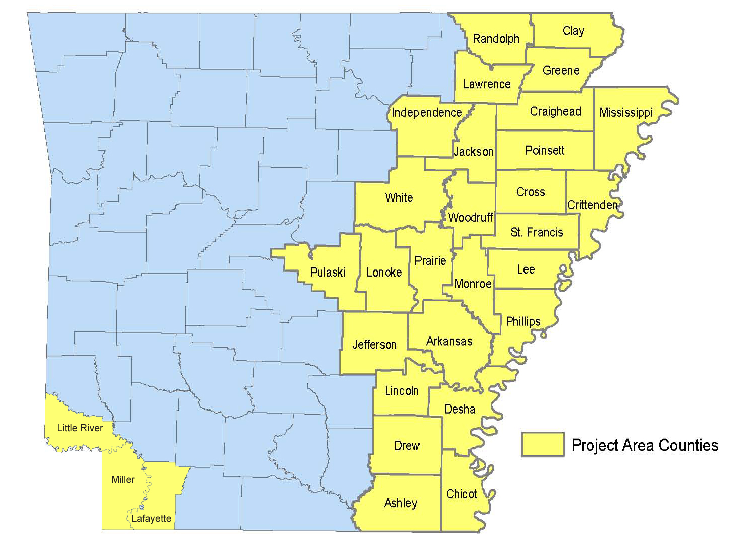 MBHI WRP Map | NRCS Ohio