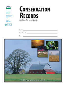 Conservation Records Cover