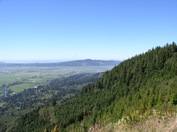 Tillamook Forest, Farmland and Ocean resources