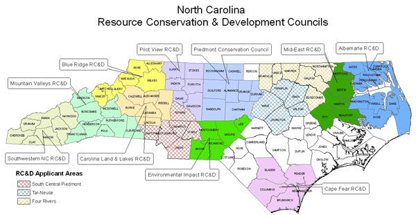 RCampD  NRCS North Carolina