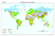 Global Vulnerability to Wind Erosion map