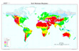 Global Soil Moisture Regimes map