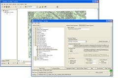 Soil Data Viewer screenshot.