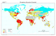 Global Soil Phosphorus Retension Potential map