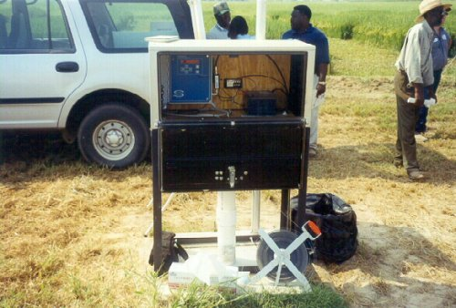 Ground Water Monitoring System UAPB Lonoke Farm