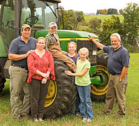 the Chesmer family (NRCS image)