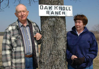 Leon and Helen Kreisler are eager to share