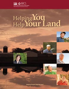 Publication: Helping You Help Your Land -- click to read a transcript of the publication