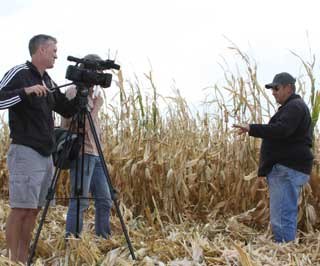 David Ford explains in his interview with VOA the importance of metering irrigation wells in order to determine accurate amounts of water pumped into the irrigation system. Ford says to manage your resources well an irrigation meter is a critical tool to know the efficiencies of the pumping unit.