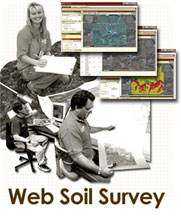 Web Soil Survey Display